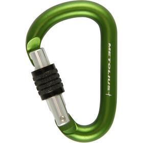 Metolius Element Locker Moschettone, verde